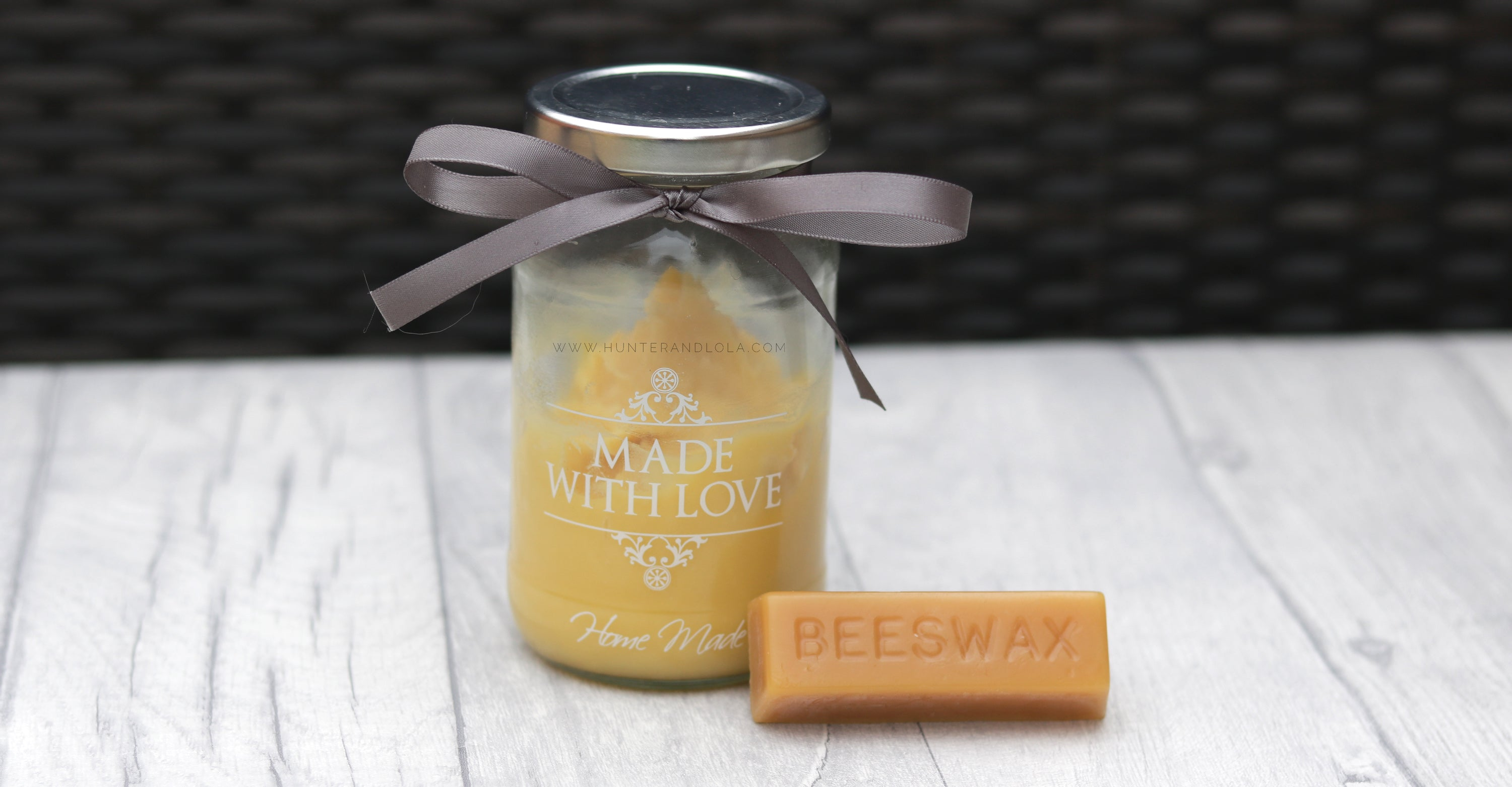hunter and lola_homemade beeswax