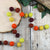 Autumn Felt Ball Garland
