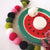 Watermelon Felt Ball Garland - Hunter & Lola