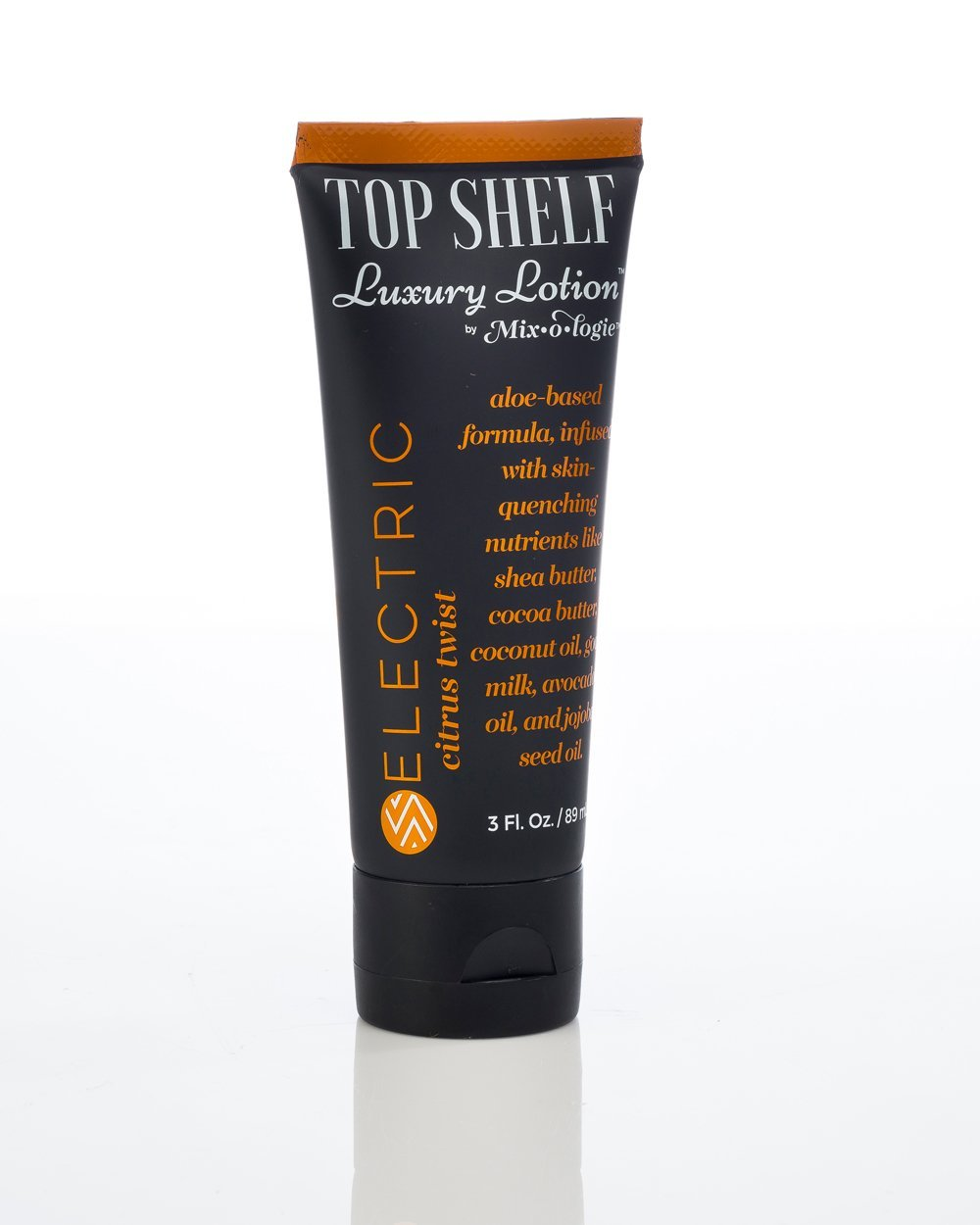 Electric Citrus Twist Top Shelf Lotion