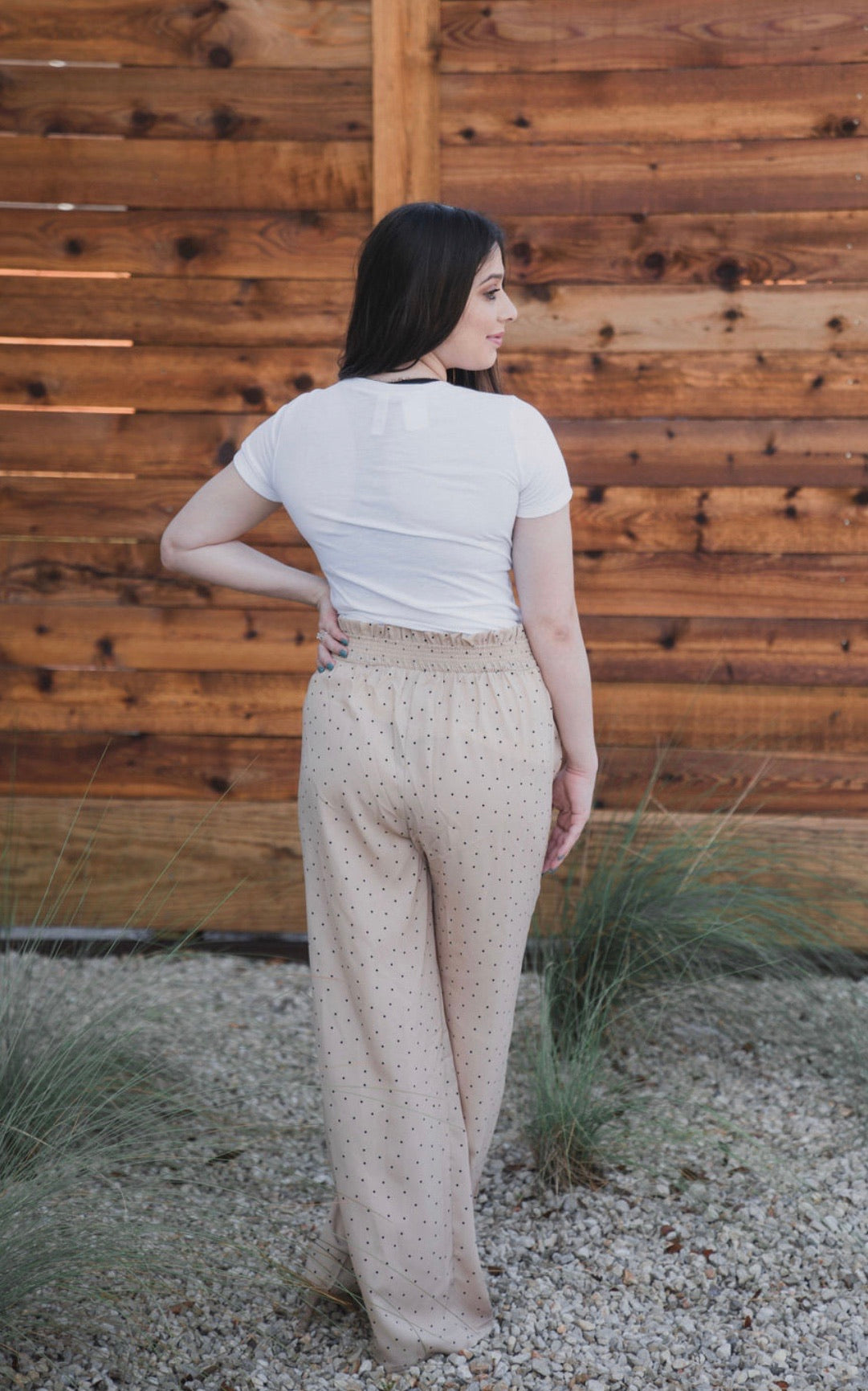 Young and Free Palazzo Pants