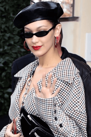 aa2a15ae4c 5 Hottest Sunglasses Styled By Bella Hadid - Youthly Labs