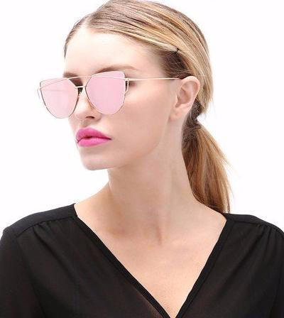 Double Deck, Pink, Sunglasses