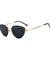 The Pear Shaped Sunglasses Black - Youthly Labs