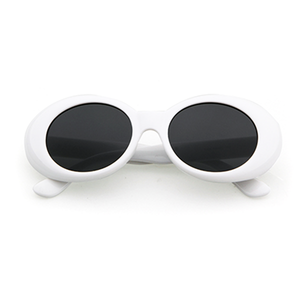 The Kurt Cobain Sunglasses White - Youthly Labs