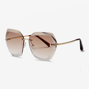 The Always Transparent Sunglasses Brown - Youthly Labs