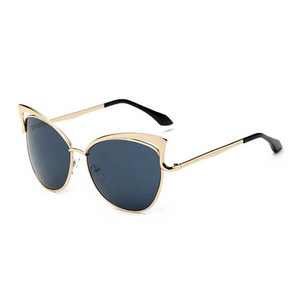 The Angel Wing Sunglasses Black - Youthly Labs