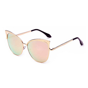 The Angel Wing Sunglasses Pink - Youthly Labs