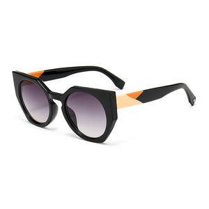 The Angular Kitty Sunglasses Black - Youthly Labs