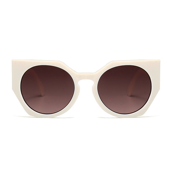 The Angular Kitty Sunglasses White - Youthly Labs