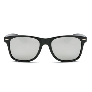 Back to Basics Sunglasses Silver - Youthly Labs