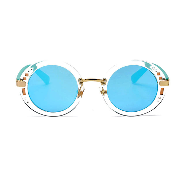 The Belle Sunglasses Blue - Youthly Labs
