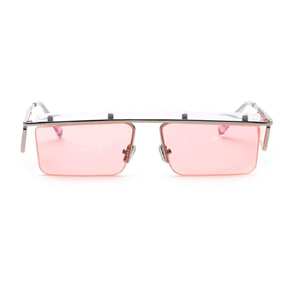 The Biker Babe Sunglasses Pink - Youthly Labs