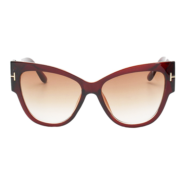 The Bold Kitty Sunglasses Red - Youthly Labs
