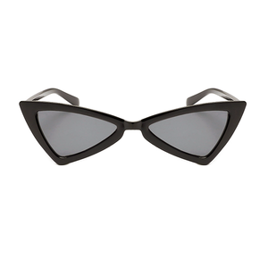 The Bowtie Sunglasses Black - Youthly Labs