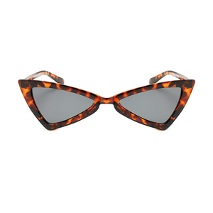 The Bowtie Sunglasses Leopard - Youthly Labs