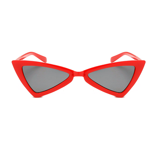 The Bowtie Sunglasses Red - Youthly Labs