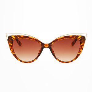 The Charming Cateye Sunglasses Leopard - Youthly Labs
