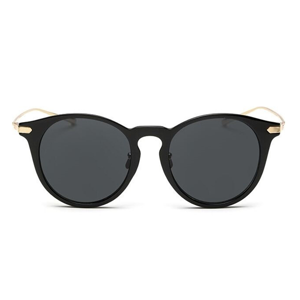 The Classic Skyline Sunglasses Black - Youthly Labs
