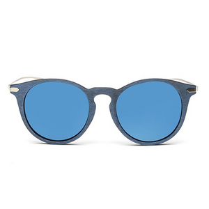 The Classic Skyline Sunglasses Blue - Youthly Labs