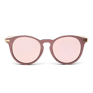 The Classic Skyline Sunglasses Pink - Youthly Labs