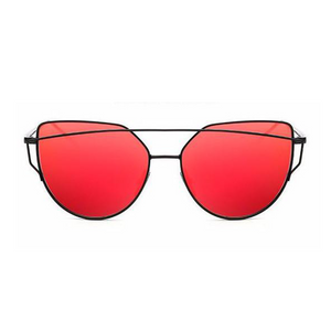 Double Deck Sunglasses Red - Youthly Labs