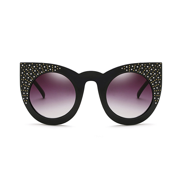 The Fancy Kitten Sunglasses Black - Youthly Labs