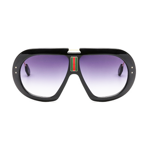 The First Class Pilot Sunglasses Black - Youthly Labs