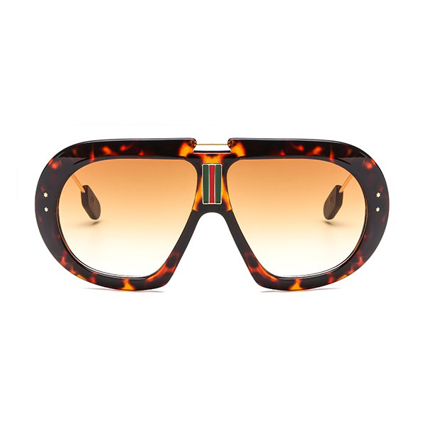 The First Class Pilot Sunglasses Leopard - Youthly Labs