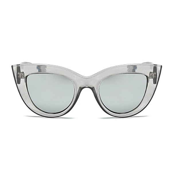 The First Kitty Sunglasses Clear Gray - Youthly Labs