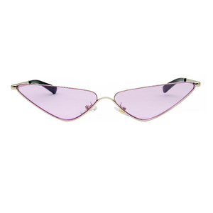 The Flamboyant Wings Sunglasses Purple - Youthly Labs