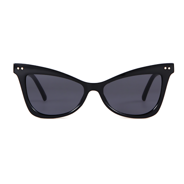 The Flashy Kitty Sunglasses Black - Youthly Labs