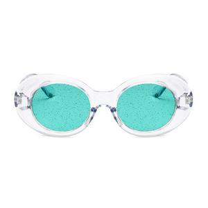 The Flavored Candy Sunglasses Green Mint - Youthly Labs