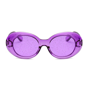 The Flavored Candy Sunglasses Purple - Youthly Labs