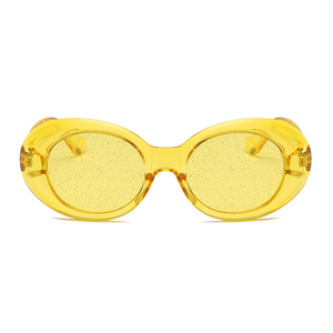 The Flavored Candy Sunglasses Yellow - Youthly Labs