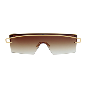 The Future Sunglasses Brown - Youthly Labs