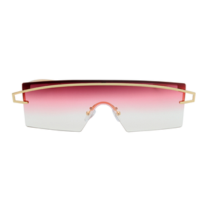 The Future Sunglasses Pink Red - Youthly Labs