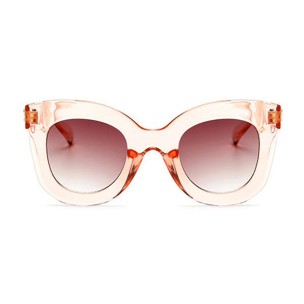 The Gentle Kitty Sunglasses Clear Pink - Youthly Labs