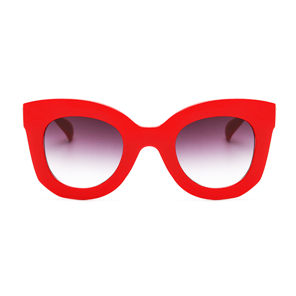 The Gentle Kitty Sunglasses Red - Youthly Labs
