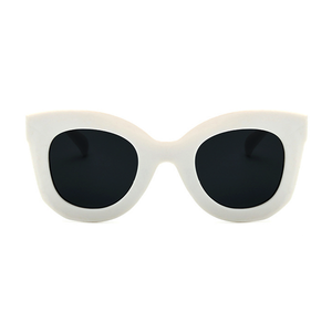 The Gentle Kitty Sunglasses White - Youthly Labs