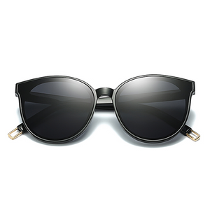 The Graceful Kitty Sunglasses Black - Youthly Labs