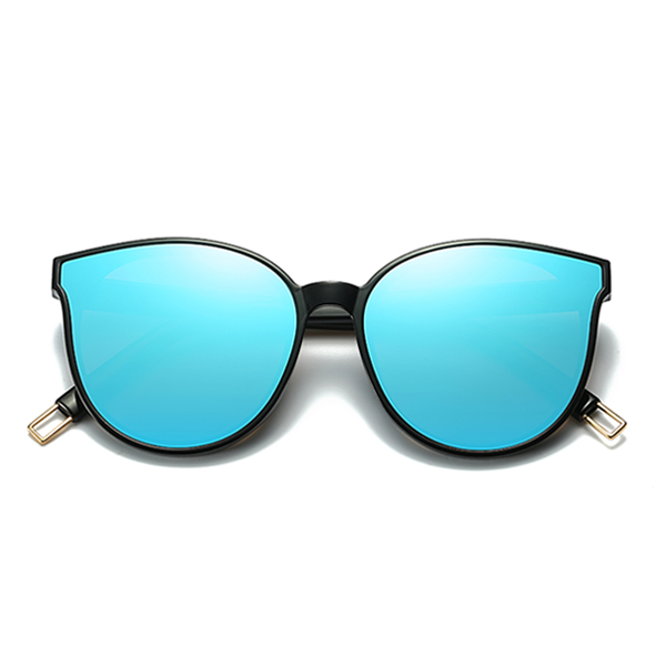 The Graceful Kitty Sunglasses Blue - Youthly Labs