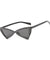 The Bowtie Bling Sunglasses Black - Youthly Labs
