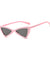 The Bowtie Bling Sunglasses Pink - Youthly Labs