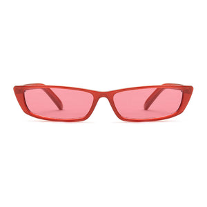 The Upwards Vintage Sunglasses Red - Youthly Labs