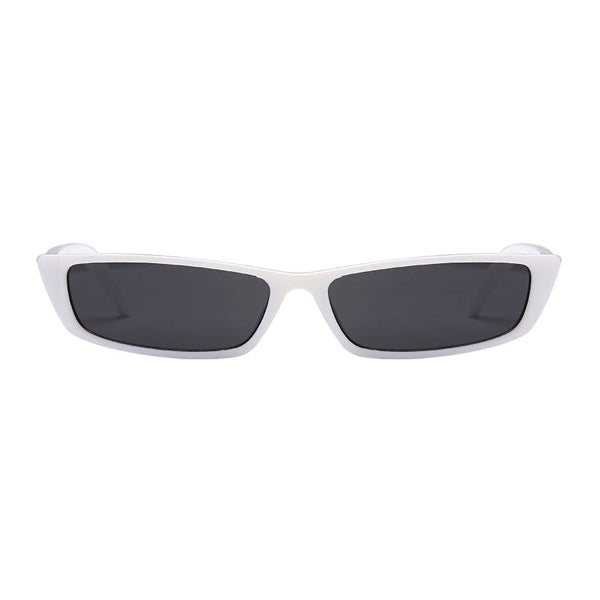 The Upwards Vintage Sunglasses White - Youthly Labs