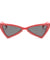 The Bowtie Bling Sunglasses Red - Youthly Labs