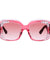 The Petals Sunglasses Pink - Youthly Labs