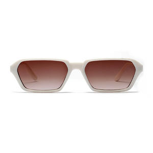 The High Definition Sunglasses Beige - Youthly Labs
