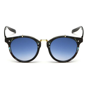 The High Fashion Taste Sunglasses Blue - Youthly Labs